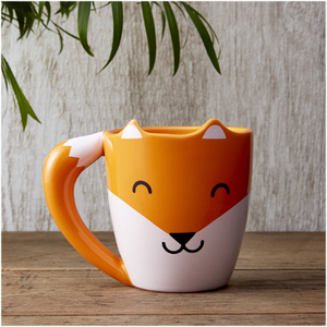 Fox Mug Tasse