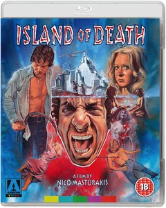 Island of Death - Includes DVD