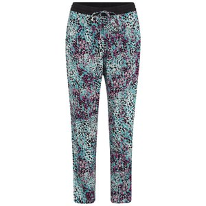 ONLY Women's Choice Trousers - Cloud Dancer Multi