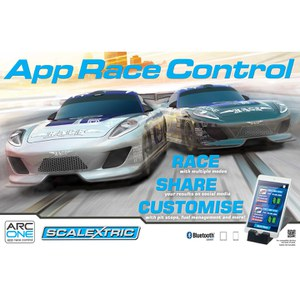 Scalextric APP Racing Control