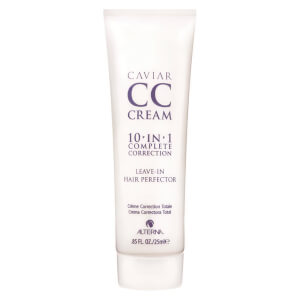 Alterna Caviar CC 10-in-1 Leave-In Cream 0.85oz Free Gift (Worth $10)
