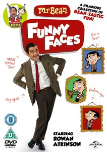 Mr Bean Funny Faces