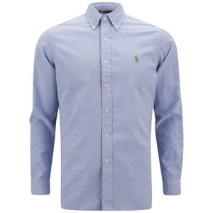 Polo Ralph Lauren Men's Oxford Shirt - Blue