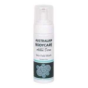 Limpiador para pliegues cutáneosActive Derm deAustralian Bodycare(150 ml)