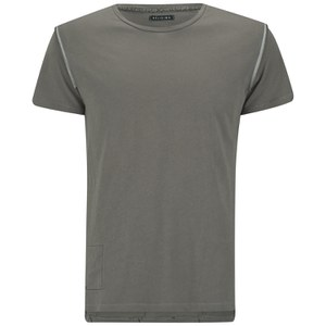 Religion Men's Aske Crew Neck T-Shirt - Raw Grey