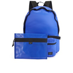 Porter-Yoshida Men's Day Pack Backpack - Blue