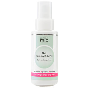 Aceite corporal hidratante antiestrías Mama Mio The Tummy Rub Oil (120ml)
