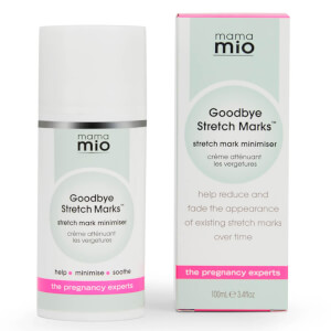 Mama Mio Goodbye Stretch Marks Stretch Mark Minimiser (100ml): Image 4