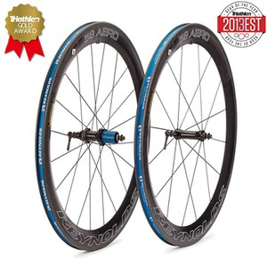 Reynolds 58 Aero Tubular Wheelset - 2015
