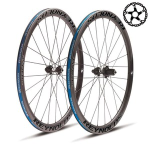 Reynolds Assault Clincher/Tubeless Disc Wheelset - Shimano - 2015