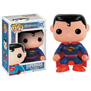 DC Comics Superman New 52 Exclusive Pop! Vinyl Figure