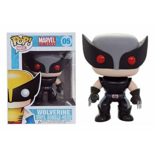 Marvel X-Men Wolverine X-Force Costume Hot Topic Exclusive Funko Pop! Vinyl