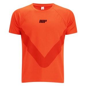 Myprotein Men's Running T-Shirt - Orange