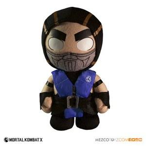 Peluche Subzero Mortal Kombat X
