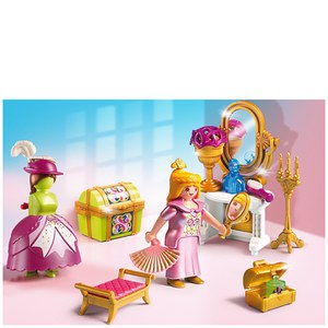 Playmobil Princesses Royal Dressing Room (5148)