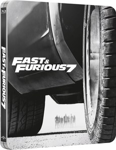 Fast & Furious 7 - UK Exclusive Limited Edition Steelbook (UK EDITION)