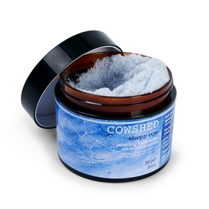 Cowshed Sleepy Cow Bath Salts (300g).
