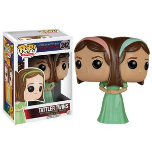 American Horror Story Tattler Twins Pop! Vinyl Figure