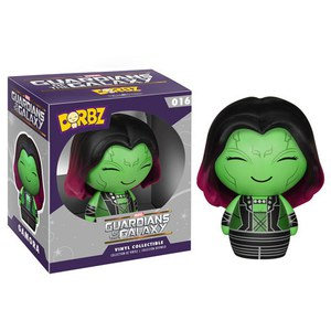 Marvel Guardians of the Galaxy Gamora Vinyl Sugar Dorbz Action Figure