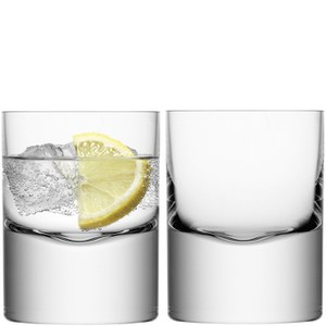 LSA Boris Tumblers 250ml (Set of 2)