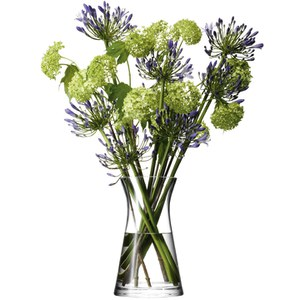 LSA Flower Mixed Bouquet Vase - 29cm