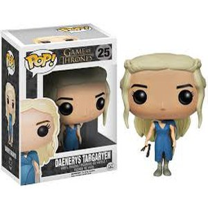 Game of Thrones Daenerys in Blue Gown Pop! Vinyl Figure