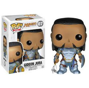 Magic the Gathering Gideon Jura Pop! Vinyl Figure