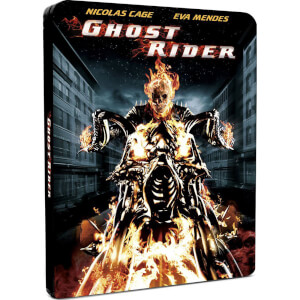 Ghost Rider - Zavvi UK Exclusive Limited Edition Steelbook