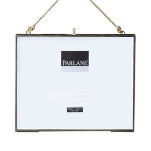 "Parlane Glass Photo Frame - Landscape 9"" x 7"""
