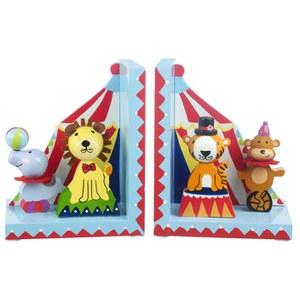 Orange Tree Toys Circus Bookends