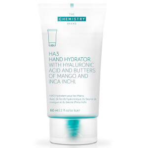 The Chemistry Brand HA3 Triple Function Hand Hydrator Cream 60ml