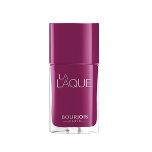 Bourjois La Laque Nail Varnish - Beach Violet 10 (10ml)