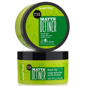 Matrix Biolage Style Link Matte Definer Argile Effet Plage (200ml)