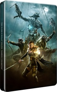 The Elder Scrolls Online: Tamriel Unlimited - (Zavvi Exclusive Limited Steelbook Edition – Slechts 500 exemplaren)