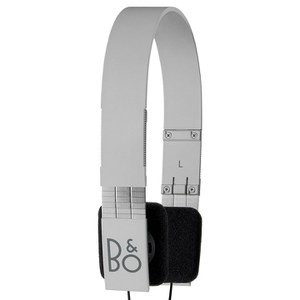 Bang & Olufsen BeoPlay Form 2i Headphones with In-Line Remote - Grey