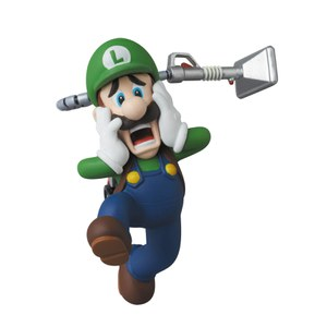 Nintendo Series 2 Super Mario Bros. Luigi's Mansion Luigi Mini Figure