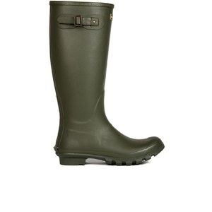 Barbour Men's Bede Classic Wellies - Olive