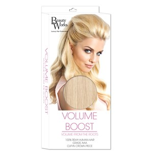 Beauty Works Volume Boost Hair Extensions - 613/24 LA Blonde
