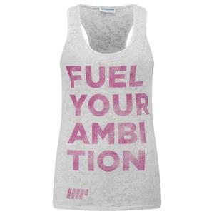 Myprotein Women's Burnout Vest, White