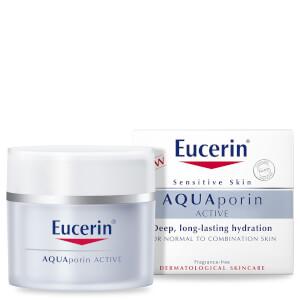 Eucerin® Aquaporin Active pour peaux normaux/mixtes (50ml)