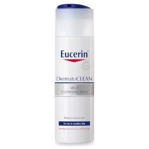 Eucerin® DermatoCLEAN Mild Cleansing Milk (200ml)
