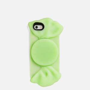 Marc by Marc Jacobs Women's Candy Wrapper iPhone 6 Glow in the Dark Phone Case - Gold