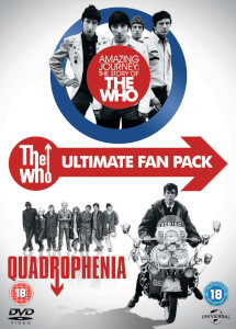 Amazing Journey: The Story Of The Who/ Quadrophenia - Ultimate Fan Boxset