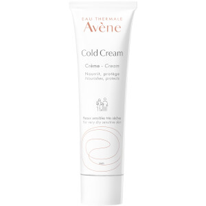 Avène Cold Cream Nourishing Protective Cream Moisturiser for Dry, Sensitive Skin 100ml
