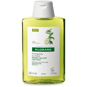 KLORANE Citrus Pulp shampooing du cédrat (200ml)