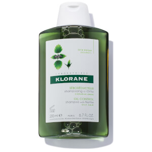 KLORANE shampooing d'ortie (200ml)