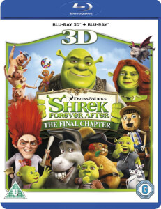 Shrek Forever After 3D (Includes 2D Version)