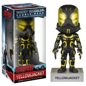 Marvel Ant Man Yellowjacket Bobble Head Figure