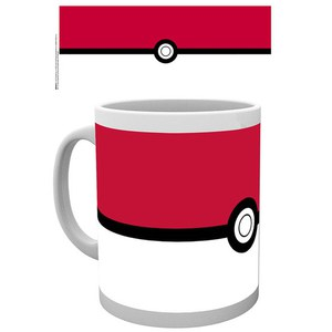 Pokémon Pokeball - Mug