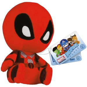 Mopeez Marvel Deadpool Plush Figure